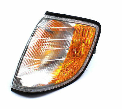 Mercedes-Benz Blinker Seitenblinker W140 S-Klasse links USA US weiss orange