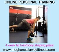 Online personal training - Affordable, motivating, effective