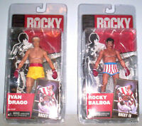 Lot NHL HOCKEY Mcfarlane Rare variant loose + Lot Rocky Balboa