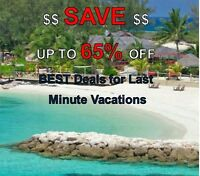 TRENT TRAVEL   All Inclusive  SELL OFFS