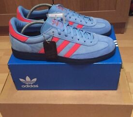Adida GT Manchester RARE DEADSTOCK!