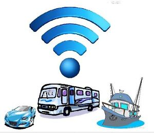 Want Wifi in your Camper?