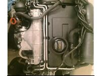 Audi A3 DSG TDI 2.0 Engine&Auto Gearbox