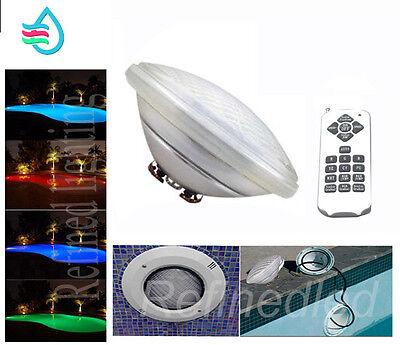 Par56 led swimming pool bulb lamp light RGB remoted 35W CE RoHs IP68
