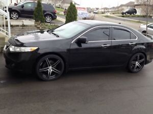 2010 Acura TSX Teck pack with NAVI