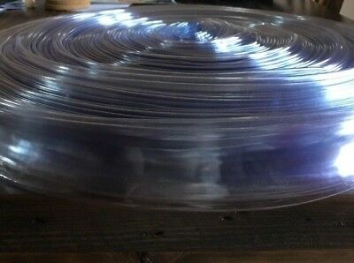 1.5 Clear Vinyl Drain Hose 100 Length Pool Spa Hvac Jacuzzi Sundance Tubing