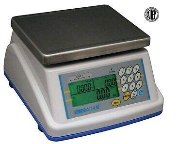 Adam Equipment Wbz 30A Price Computing Sale  Ntep Washdown 30 Lb Brand New