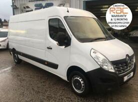2015 15 RENAULT MASTER 2.3 LM35 LWB MED / R BUSINESS DCI 125BHP VERY CLEAN VAN