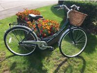 Ladies Prego Canyon bike
