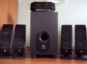 Logitech X-540 Surround Sound System