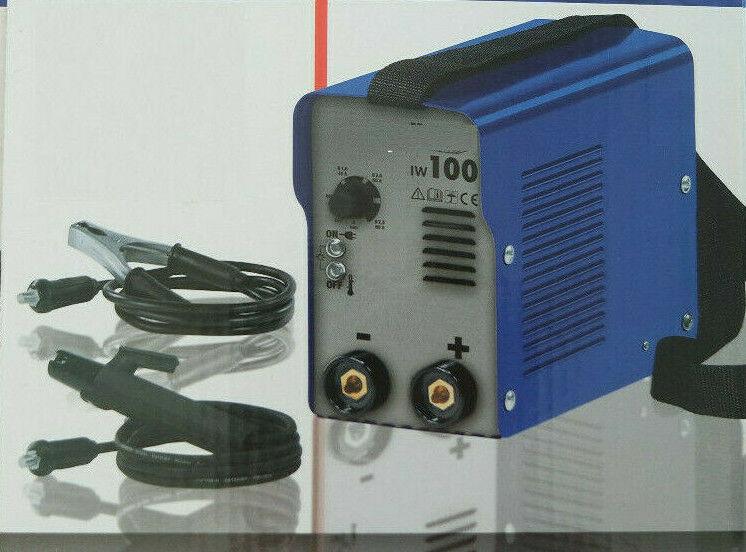 Inverter Schweißgerät IW 100 Elektroden Schweissen