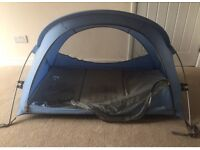 Little life arc2 travel cot camping tent holiday