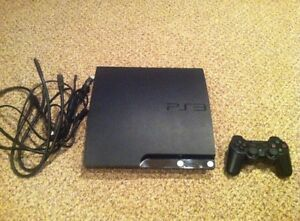 Hardly used PS3