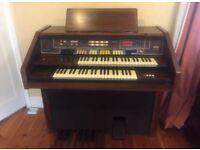 Farfisa Hermitage electric organ