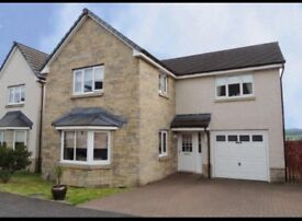 4 Bed Detached House with Garage for Sale EH478FD
