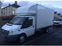 Man & Large Luton Van: Single Items-Full House (Best Prices)