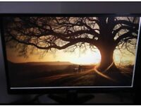 "Acer 22 21.5"" LED monitor - 1920x1080 Full HD - worth £120"