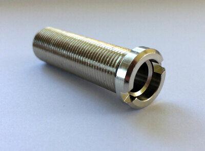Kitchen Sink Basket Strainer Waste Threaded Screw Connector 45mm