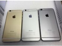 APPLE IPHONE 6 16GB UNLOCKED MINT CONDITION COMES WITH WARRANTY & SHOP RECEIPT