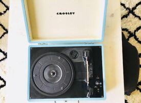 BRAND NEW DELUXE Crosley Vinyl Record Player