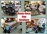 QUALITY HOME FURNISHINGS STORE CLOSING AUCTION!