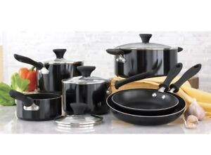 Brand new in box 10 piece cookware set