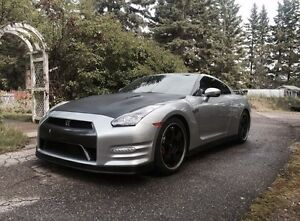 2013 NISSAN GT-R BLACK EDITION WITH WARRANTY