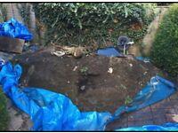 HUGE pile of good quality soil