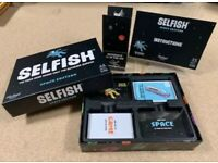 Selfish - card game for the whole family