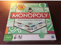 Brand new Monoploy Board game