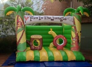 JUMPING CASTLES FOR HIRE ENGADINE Heathcote Sutherland Area Preview