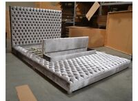 Looking to have this custom bed built / upholstered