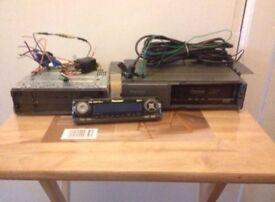 Pioneer CDX-P670 6 disc CD changer