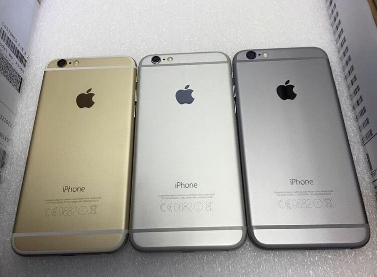 IPHONE 6 16GB ALL COLOURS AVAILABLE UNLOCKED