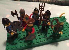 Lego - lots!