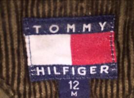 Tommy Hilfiger Furcollar , Sky Captain (Size S)