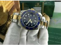 Rolex gmt master submariner ceramic bezel Swiss eta Movement £90