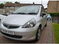 2005 54 Honda Jazz 1.2 5dr hatchback