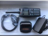 Hytera PD785G UHF GPS DMR transceiver