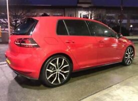 Vw golf gti dsg cheapest 64 plate in the country with this spec