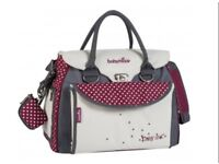 Babymoov BRAND NEW Raspberry Changing Bag £35
