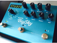 ** Strymon Big Sky Reverb Pedal for sale.. MINT CONDITION **
