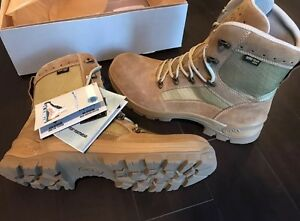 HAIX Airpower Desert Tactical Boots Sz 12.5 M, New with box