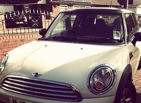1.6 Mini one 62 plate with pepper pack and alloy wheels