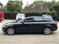 2008 Audi A4 Avant 2,0 litre diesel 5dr estate 1 owner