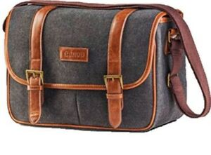 Cannon 1000SR Bag System / Camera Bag / Brand New / Leather