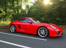 Porsche Cayman 2.7 ***1yr Porsche Warranty*** Low Mileage