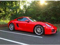 Porsche Cayman 2.7 ***1yr Porsche Warranty*** Low Mileage