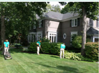 Landscaping maintenance and snow removal
