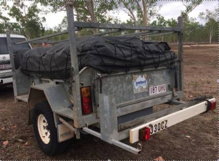 Camper Trailer Off-Road Townsville Townsville City Preview